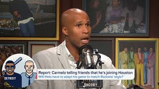 Jefferson: Carmelo would have to