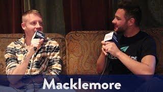 Backstage with Macklemore | KiddNation