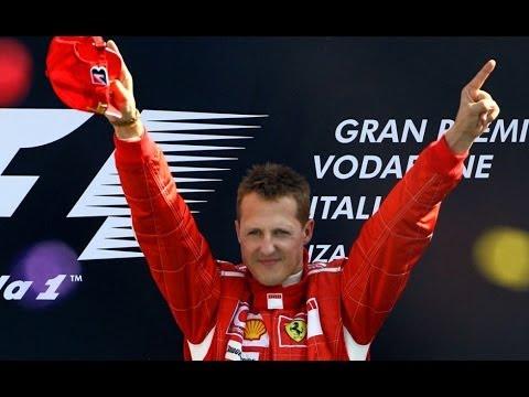 Michael Schumacher sale del coma y abandona el hospital
