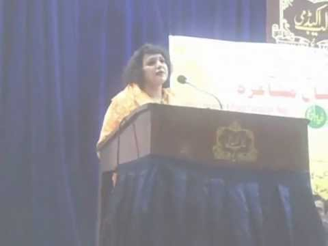 Hindi Urdu Shayari Ghazal Mushaira At Ghalib Academy Delhi- 15/01/2013