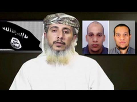 Al Qaeda Tại Yemen Xác Nhận Chủ Mưu Tấn Công ở Paris video