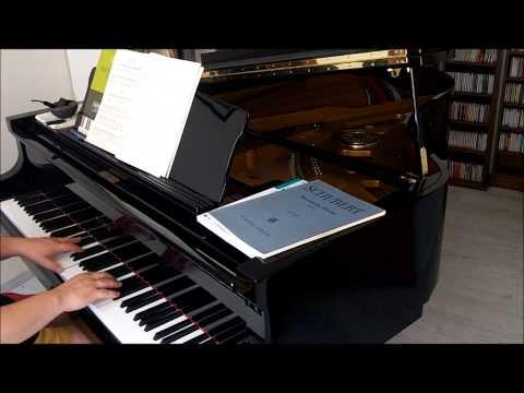 Шуберт Франц - Works for piano solo D.977 8 Ecossaises