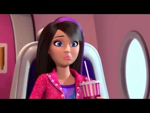 Барби жизнь в Доме Мечты «Дорога в небо» Мультсериал для девочек