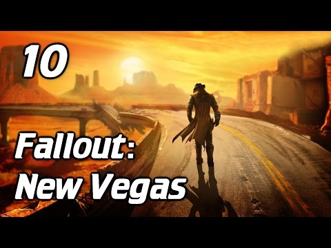 Fallout New Vegas 10 Basically a Radioactive Human Centipede
