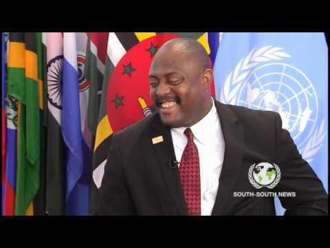 Interview with Ian Douglas Minister of Tourism and Legal Affairs Commonwealth of Dominica