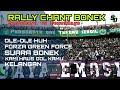 90 menit Bernyanyi..!!  Rally chant Bonek Tribun Utara dukung Persebaya vs Persidago Stadion GBT
