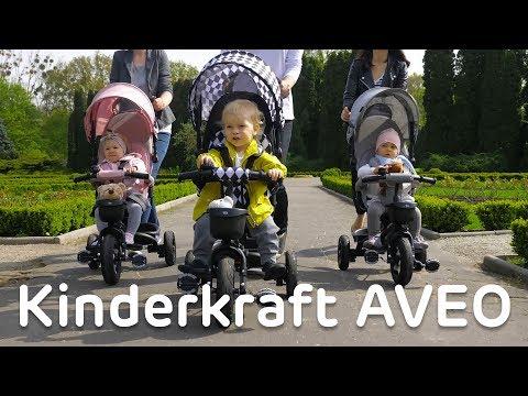 Kinderkraft Rowerki AVEO