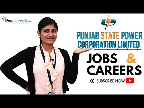 Punjab State Power Corporation Limited – PSPCL Jobs,Careers,GATE,Salary,Recruitment ,Eligibility
