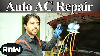 Automotive AC Diagnostics, Operation and Repair