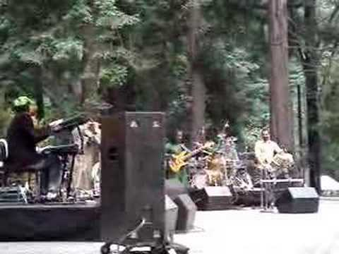 Karsh Kale and Anoushka Shankar live at Stern Grove