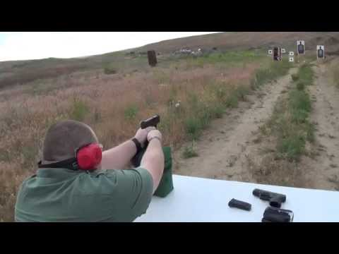 Smith & Wesson M&P Shield 9mm Accuracy Review