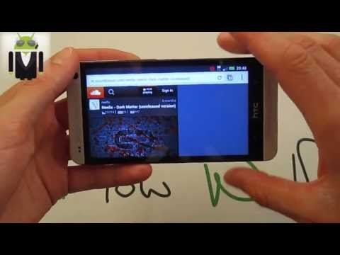 HTC One - BoomSound vs HTC One X - Fr