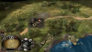 The Battle For Middle Earth Game Play (İsengard vs Lothlorien)