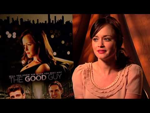 Alexis Bledel Says Being Shy Makes Sense