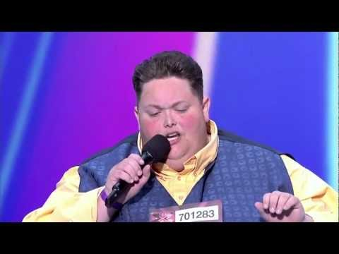 Freddie Combs - The wind beneath my wings (The X factor usa)