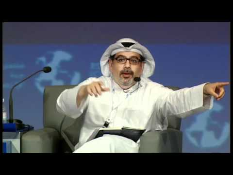 JEF2012 - Day 3, Session 3, Arabian Generation: Harnessing the positive impact of social networking