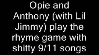 Opie and Anthony - 9/11 songs