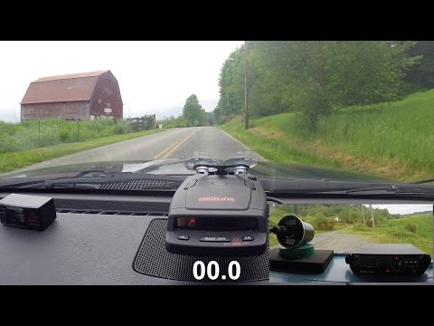 High End Vs. Low End Radar Detectors Compared
