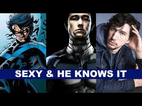 Nightwing in Batman Superman 2015? Comics to Fanfiction to Movie? - Beyond The Trailer