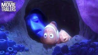 """FINDING DORY New Clip """"Sleep Swimming"""""""
