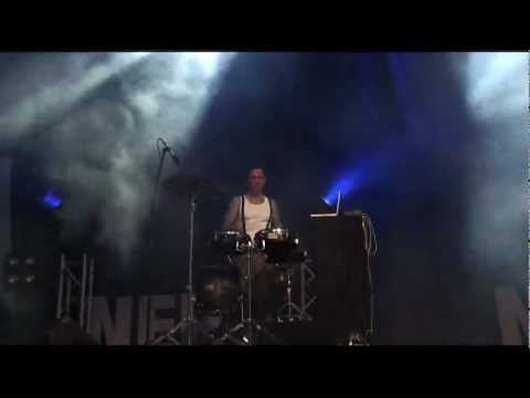 Nitzer Ebb - Lightning Man (live at the Blackfield 2008) DVD multicam pro-shot