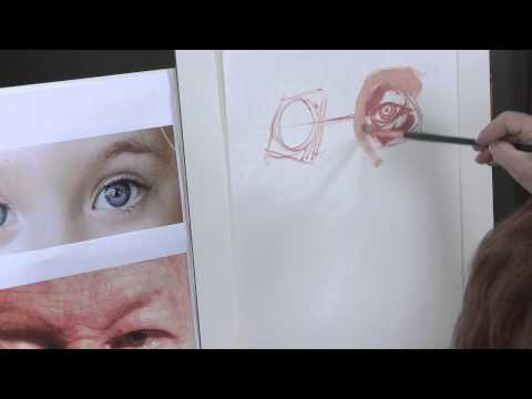 How to Paint Oil Portraits the Easy Way Luana Winner Preview