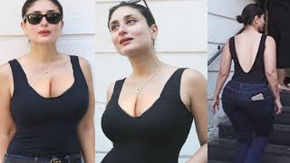 Kareena Kapoor Makes Fress Time To Meet Hubby Saif Ali Khan At His Studio