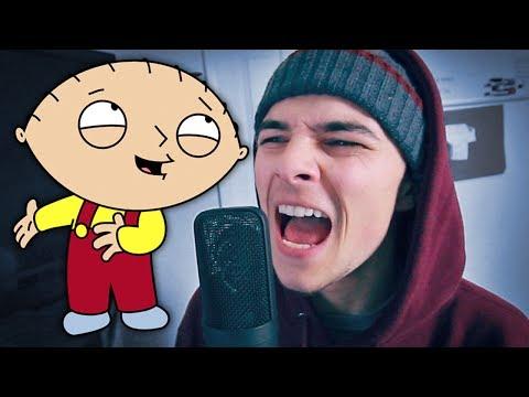 Eminem - rap God (family Guy Version) video