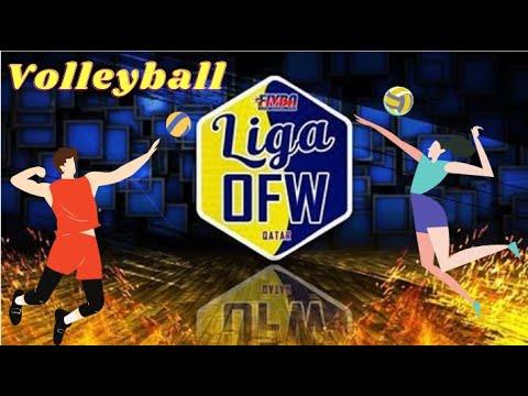 OFW Volleyball League,  Doha Qatar