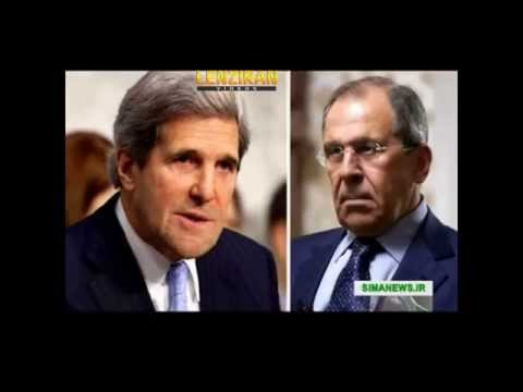 United States John Kerry phoned Lavrov in Russia  about  delivery of S300 missile to Tehran