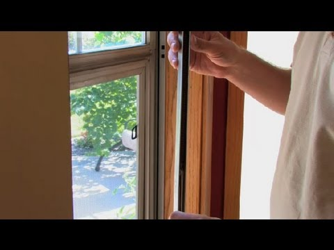 How To Repair Up Down Sliding Windows Window Cleaning