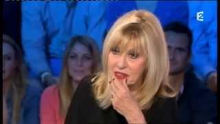 Chantal Ladesou & Isabelle Mergault On n'est pas couché 22 Septembre 2012 #ONPC