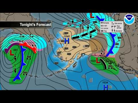 February 28, 2015 Alaska Weather Daily Briefing