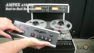 AMPEX ATR-800 Reel-to-Reel Audio Tape Recorder