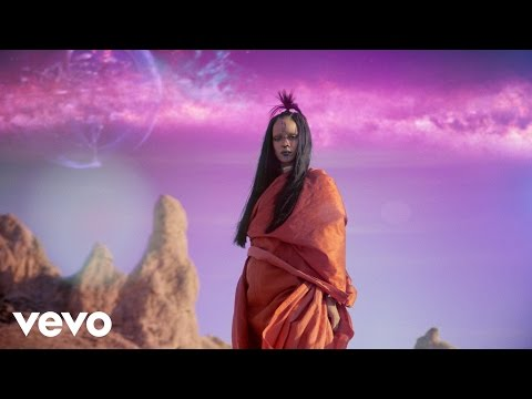 "Rihanna – Sledgehammer (Music From The Motion Picture ""Star Trek Beyond"") Official Video Music"