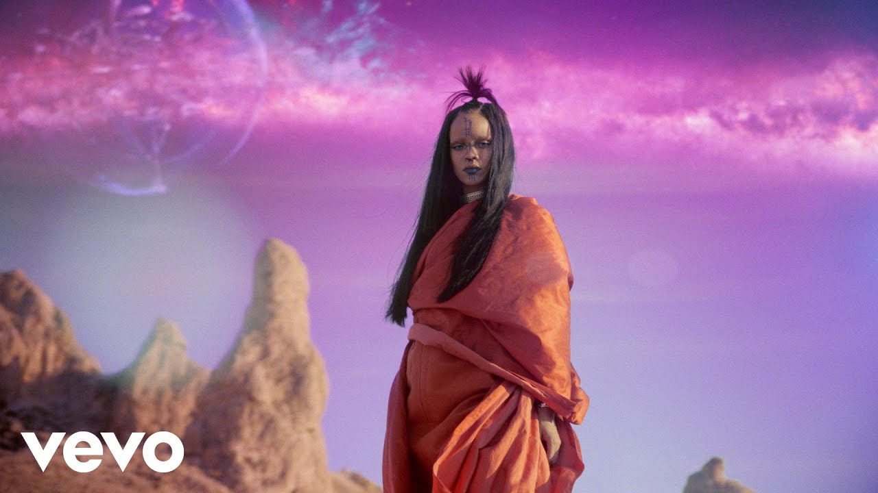 "Rihanna - Sledgehammer (From The Motion Picture ""Star Trek Beyond"")"
