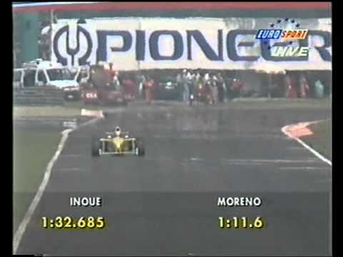 As the big teams continue to keep their powder dry during the first qualifying session for the 1995 Italian Grand Prix, the minnows continue to reap the TV a...