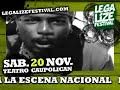 video de musica LEGALIZE FESTIVAL / MORODO & RASCALZ + GRUPOS NACI.-