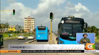 Tanzania's BRT system has been running for 3 years