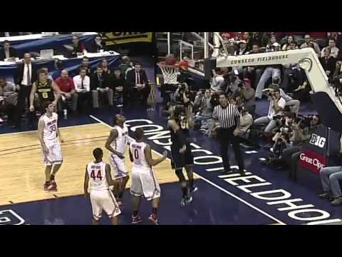 2010-2011 Jordan Morgan Highlight Video
