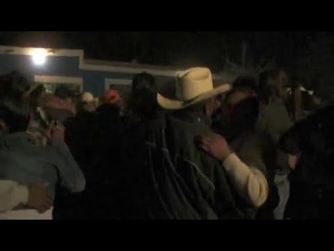 Aduanales en San José Calihuey Sto Domingo SLP