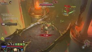 Diablo 3 - Season 14 HC Witch Doctor part 33 GR 84 Global position 49 ► 1080p 60fps - No commen