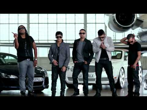 La Formula Sigue VIDEO OFICIAL REGGAETON 2012 Arcangel ft Rakim Y Ken-Y Plan B Zion Y Lennox