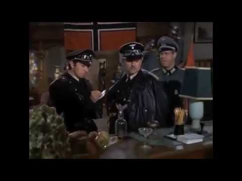 Hogan's Heroes Funny Moments