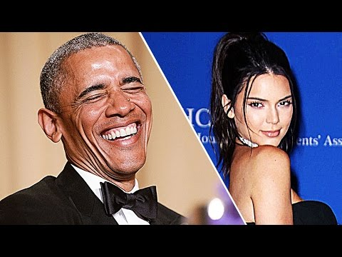Obama Throws Shade At Kendall Jenner