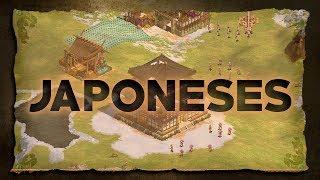 LOS JAPONESES Mundo Civilizaciones Age of Empires 2