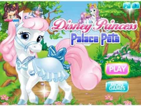 Disney Princess Palace Pets