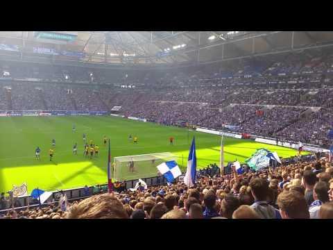 Schalke - Dortmund 1:0 (2:1) 27.9
