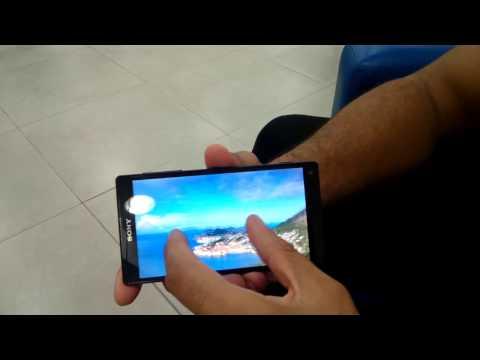 Xperia ZQ Apps Sony