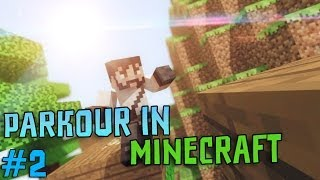 #2 PARKOUR IN MINECRAFT - MAJESTIC MAP 2